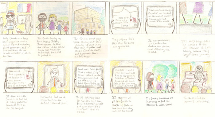 StoryWalk Storyboards